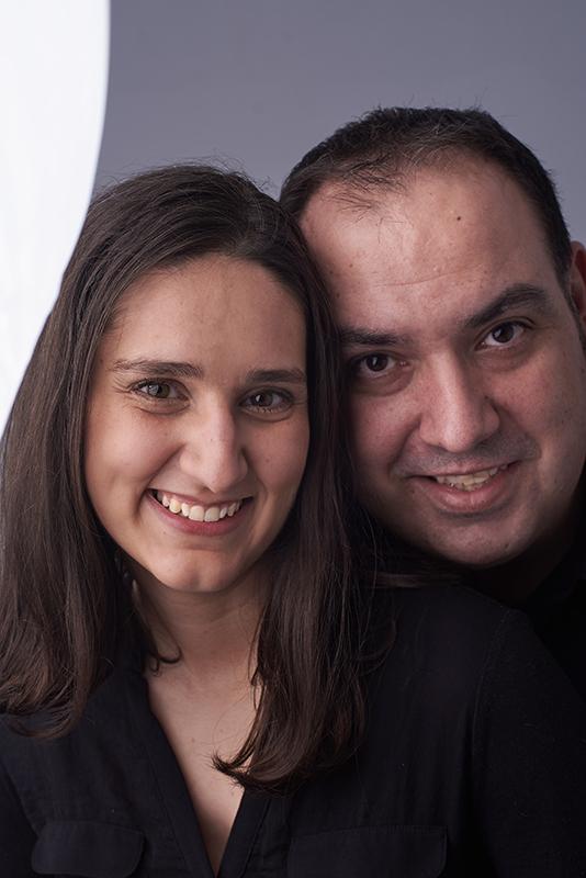 Laura y Antonio Luzgrafia
