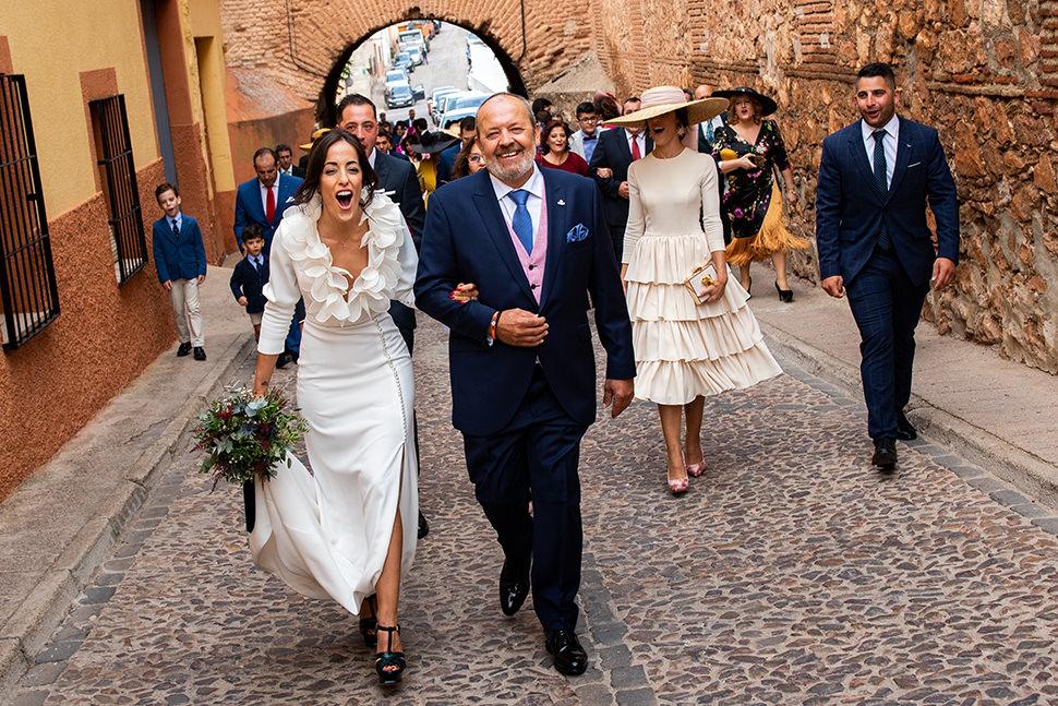 fotografos boda alborozo