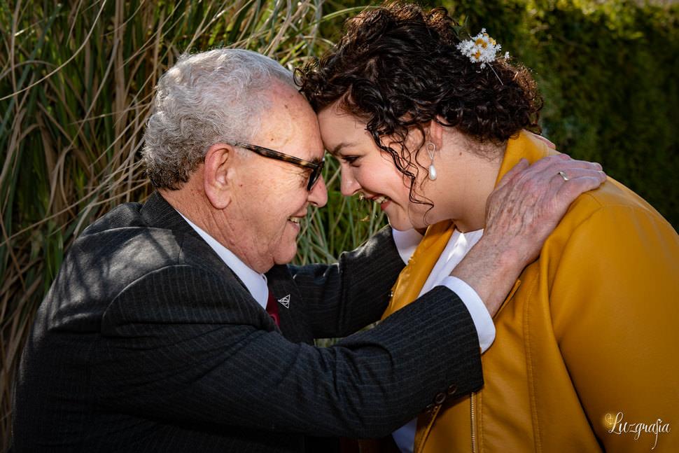 fotografos boda complicidad