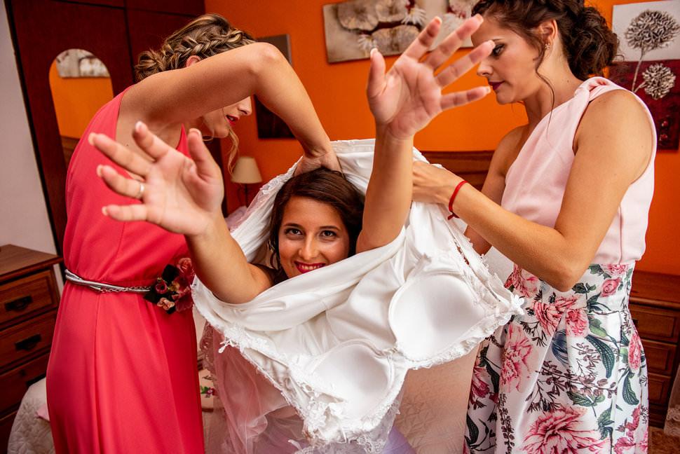 fotografos boda vergüenza